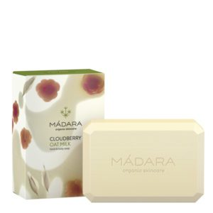 Cloudberry Oat Milk Hand & Body Soap Mádara