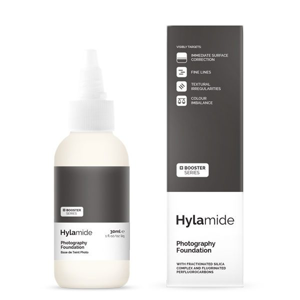 Photography Foundation Transparente Hylamide