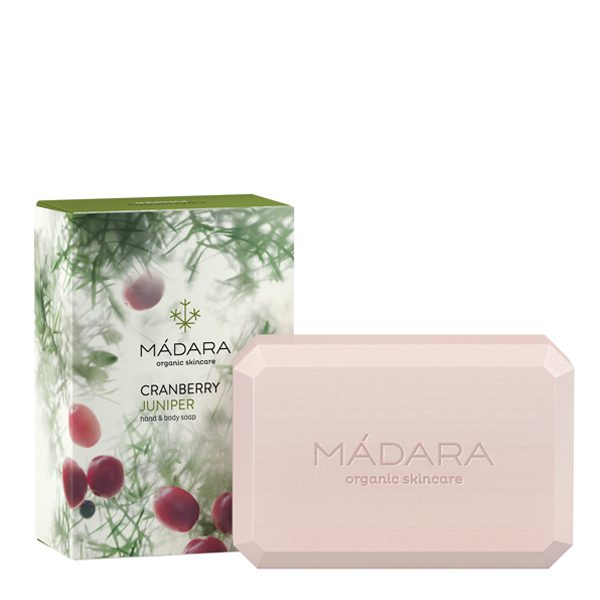 Cranberry Juniper Hand & Body Soap Mádara