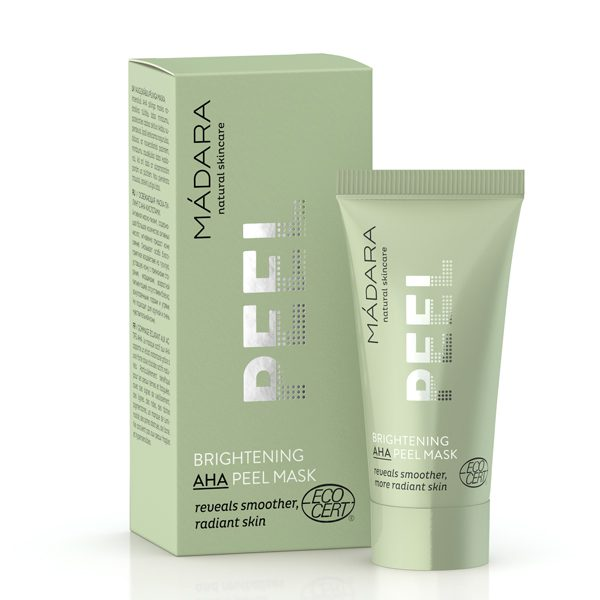 Peel Brightening AHA Mask Mádara