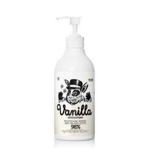 Vanilla and cinnamoon hand & body lotion