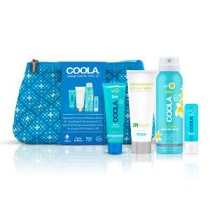 Organic Suncare Travel Set Laia Martin Shop