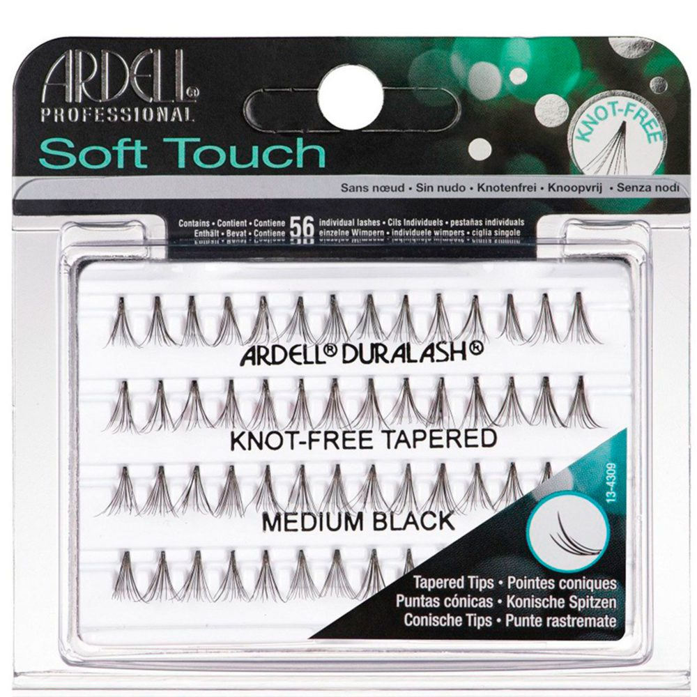 Pestañas Ardell Soft Touch knot free medium black Laia Martin Shop